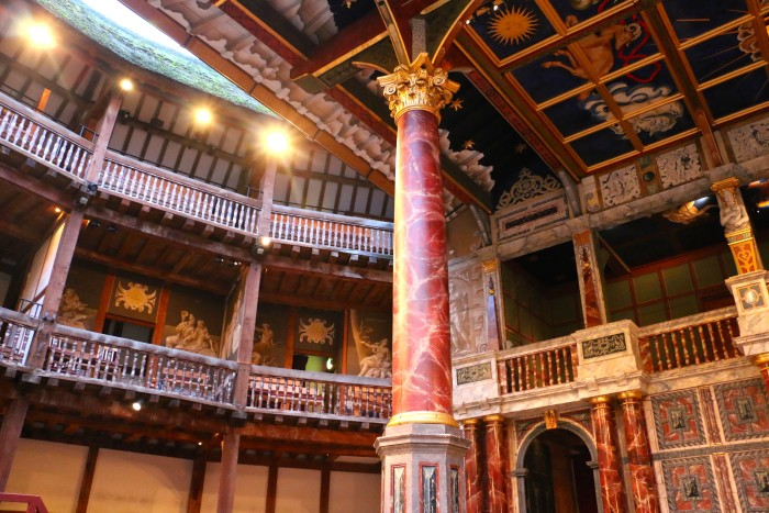 Shakespeare's Globe Theater London 4