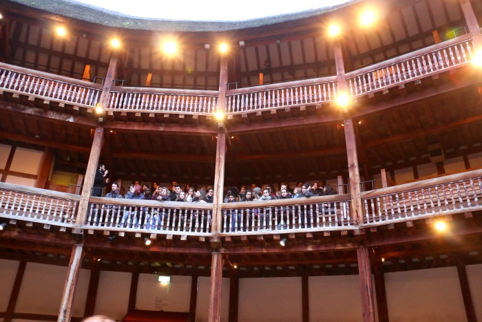 Shakespeare's Globe Theater London 5