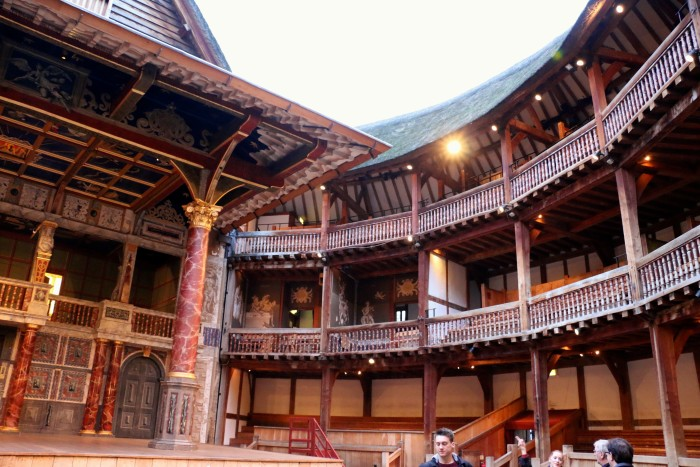 Shakespeare's Globe Theater London 6