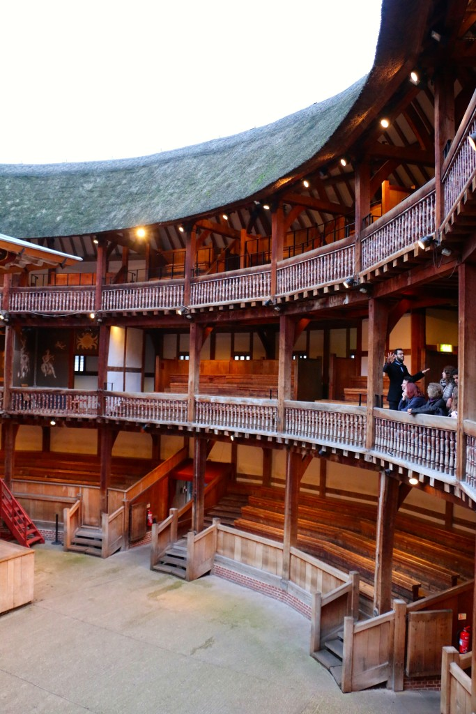 Shakespeare's Globe Theater 18