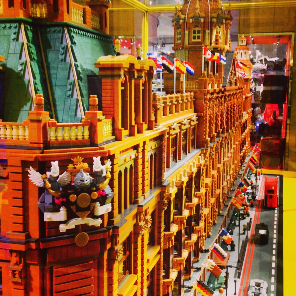 Harrod's Legos, London