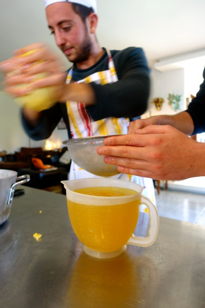 Learning how to make Limoncello 47