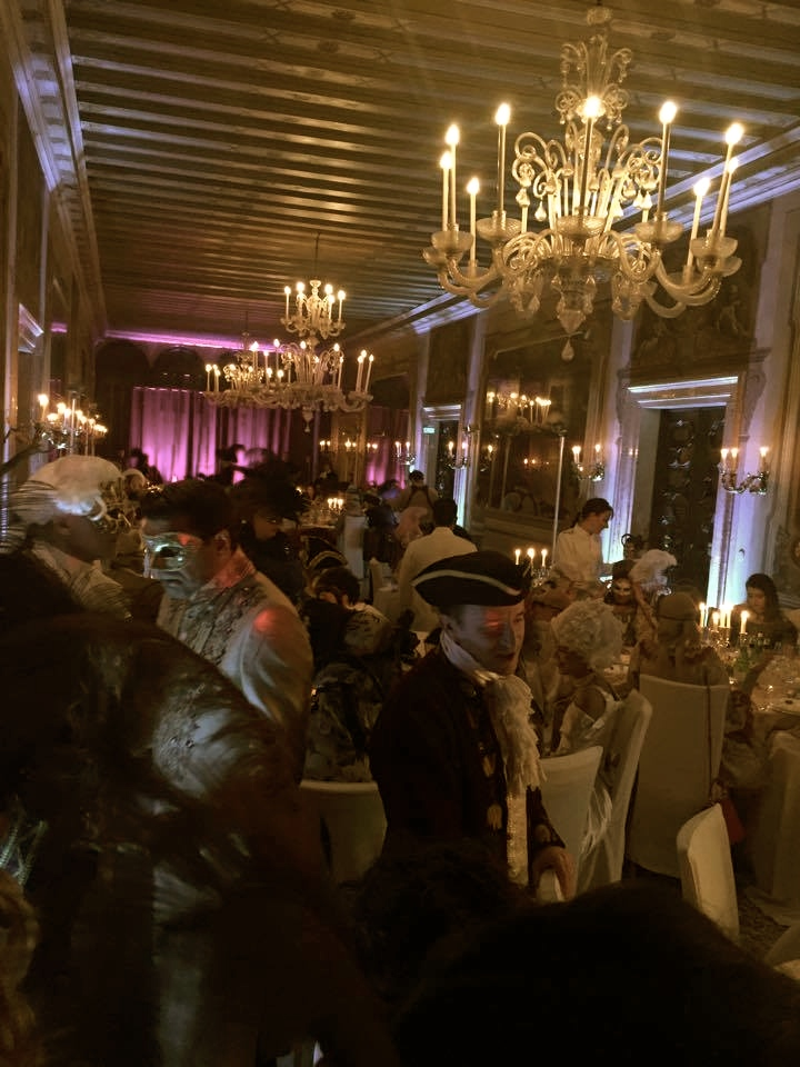 50 Shades of Casanova Grand Ball Venice Italy 3