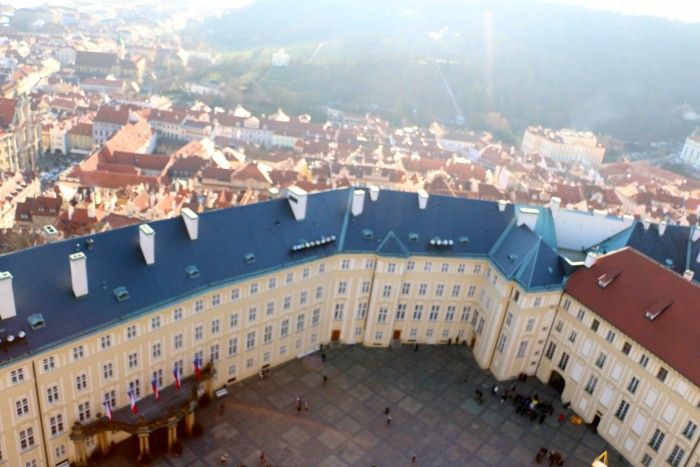 Top of the Tower, Prague Castle 2