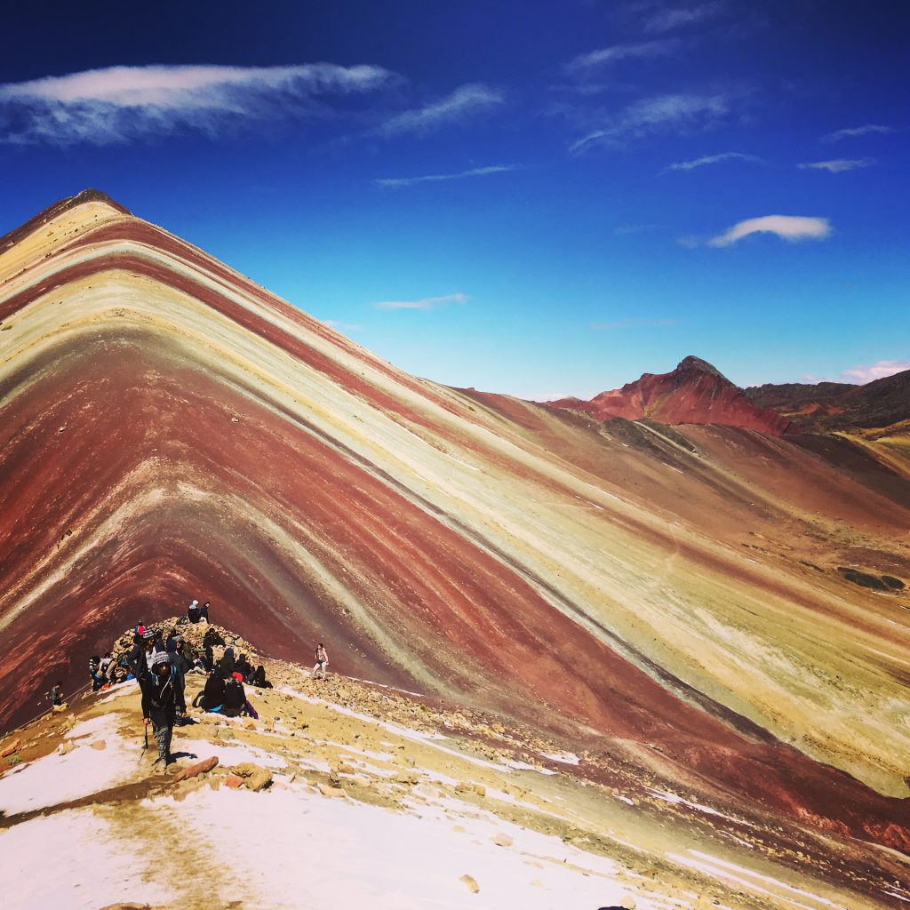 Rainbow Mountain, Peru 45