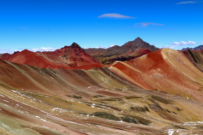 Rainbow Mountain, Peru 39
