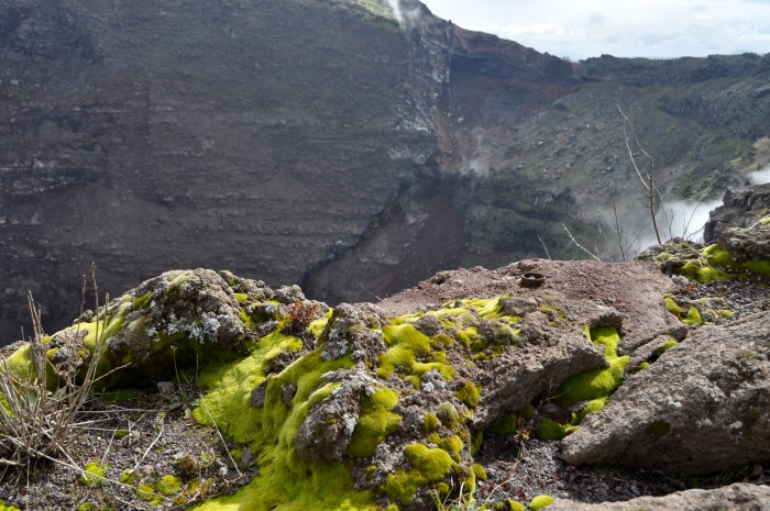 hiking Mt. Vesuvius Volcano, Naples Italy 4