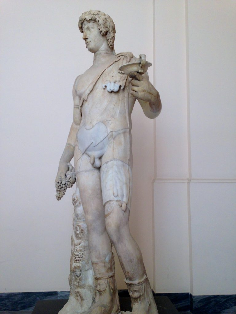 Archeological Museum, Naples Italy 17