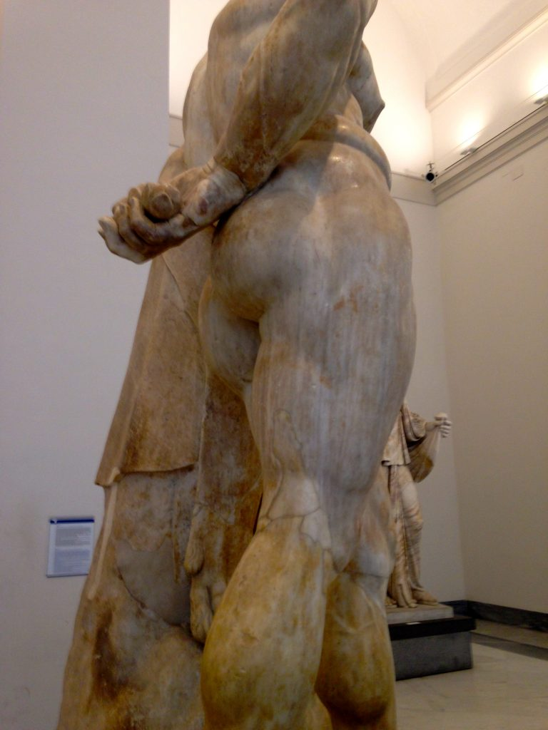 Archeological Museum, Naples Italy 22