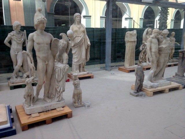 Archeological Museum, Naples Italy 4