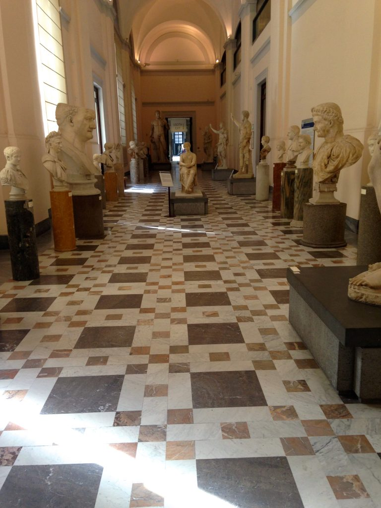 Archeological Museum, Naples Italy 23
