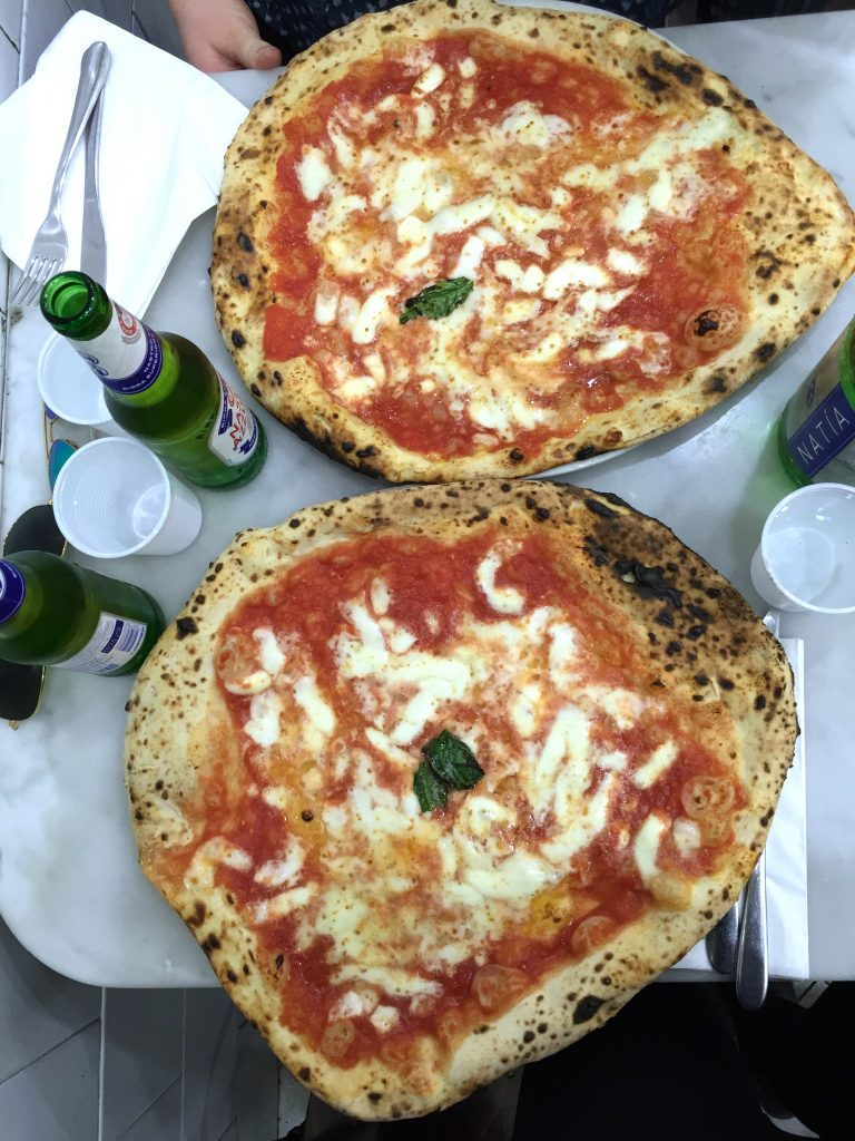 Eat Pray Love Pizzeria Naples, Italy