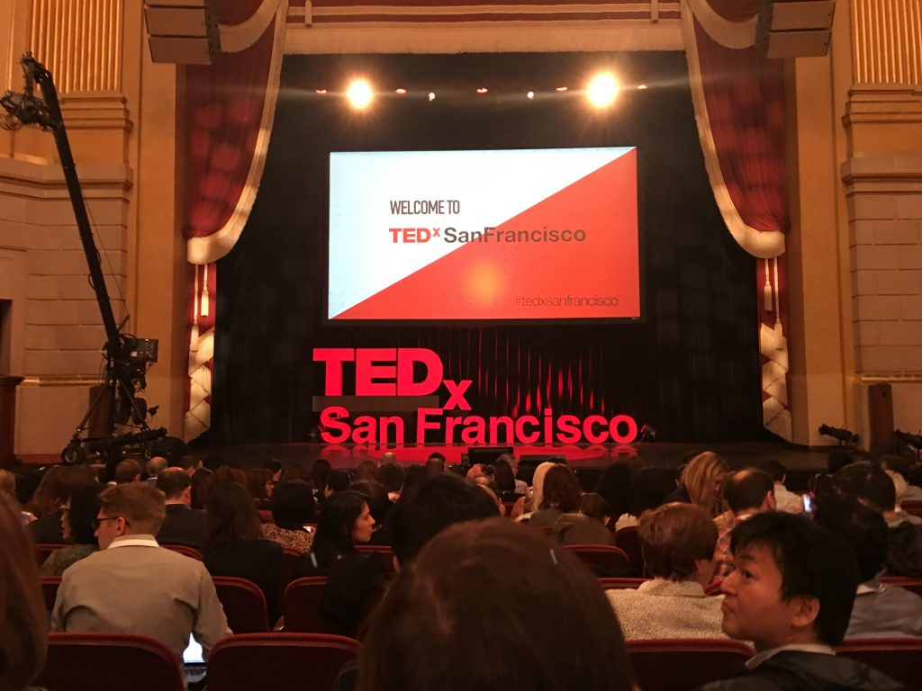 Tedx San Francisco Dare to Know 2
