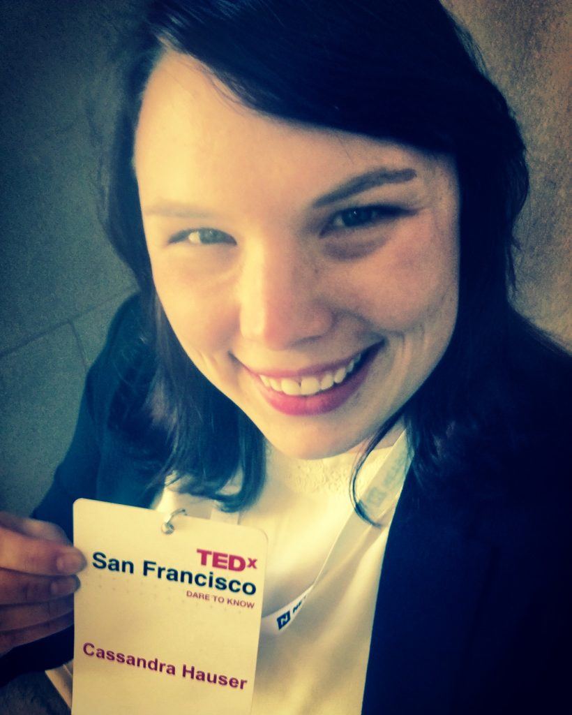 Tedx San Francisco Dare to Know 4