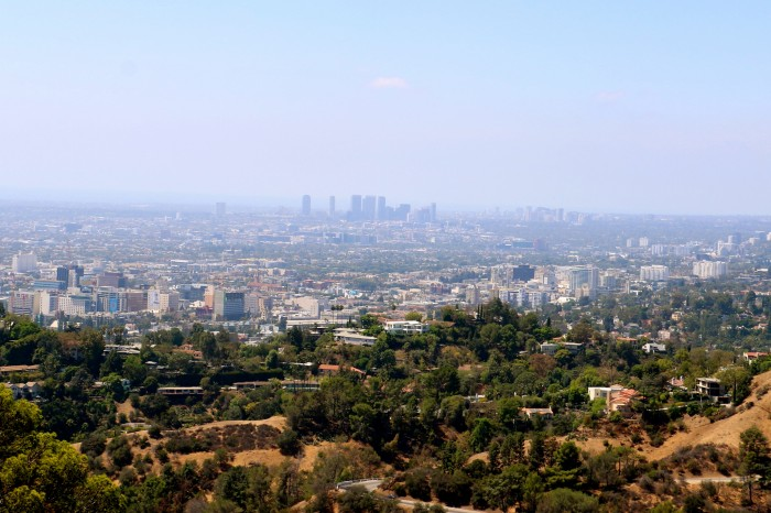 Griffith Observatory LA 9