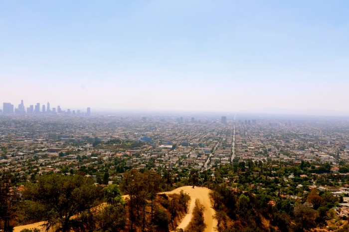 Griffith Observatory LA 10