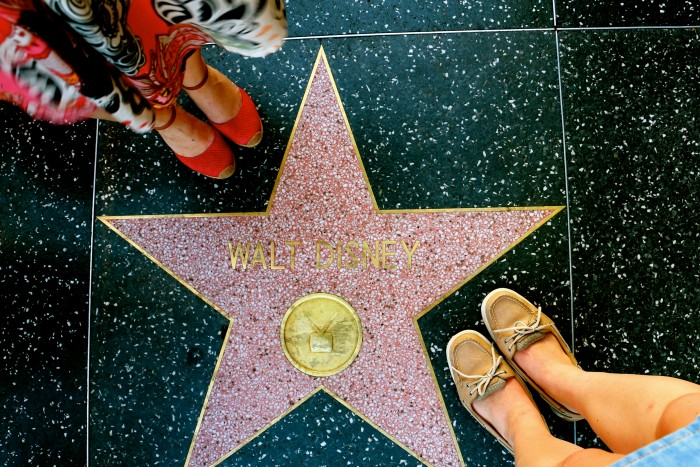 Hollywood Walk of Fame 3