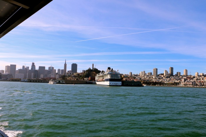 Tour of Alcatraz Island, San Francisco 16