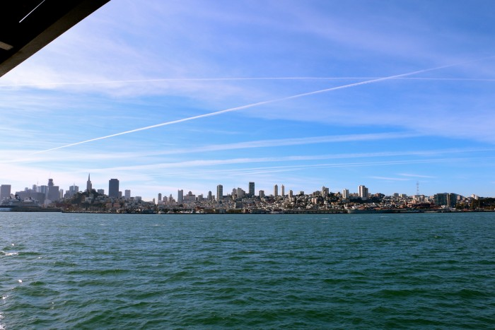 Tour of Alcatraz Island, San Francisco 19