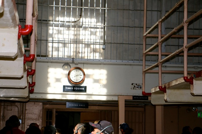Tour of Alcatraz Island, San Francisco 27
