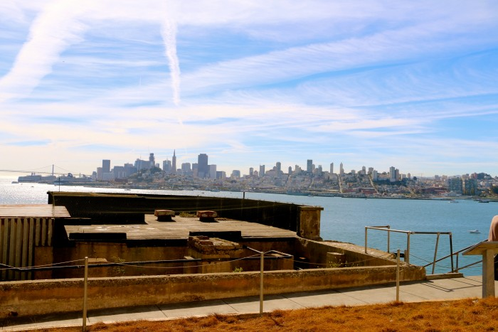 Tour of Alcatraz Island, San Francisco 33
