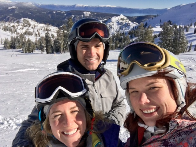 Squaw Valley Skiing Lake Tahoe 28