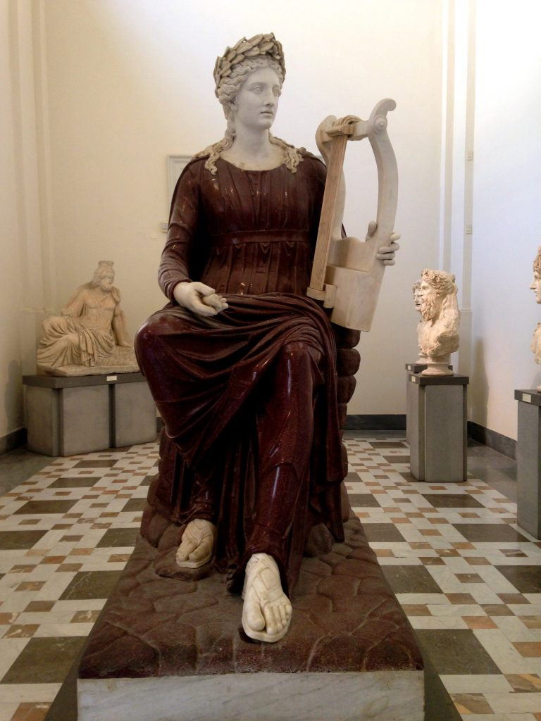 Archaeological Museum, Naples Italy 1