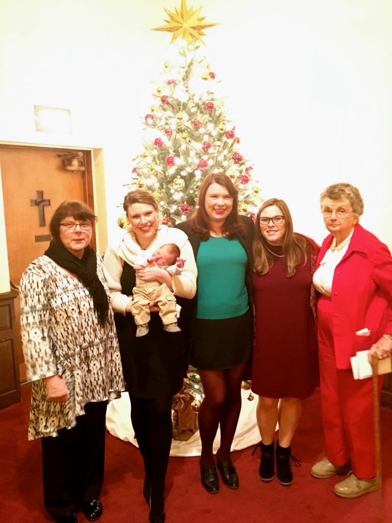 Christmas Eve at Church