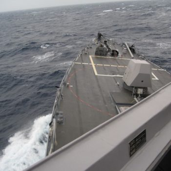 """Deployment Chronicles- Article 2 """"Sea Sickness isn't for the Weak"""""""