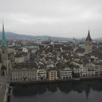 My Time in Zurich Switzerland