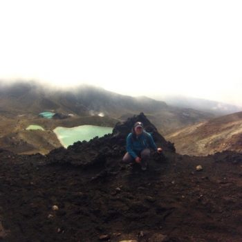 Tongariro Alpine Crossing, AKA Mount Doom