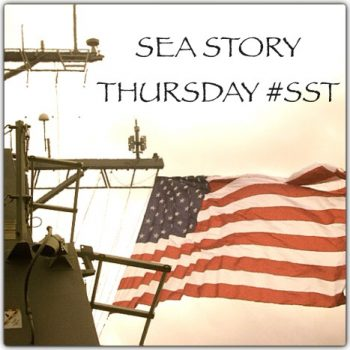 "Sea Story Thursday ""From Jeddah with Hugs"""