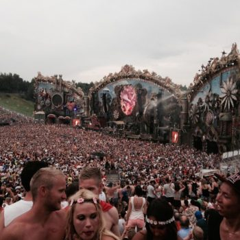 How to Live Tomorrowland 2014