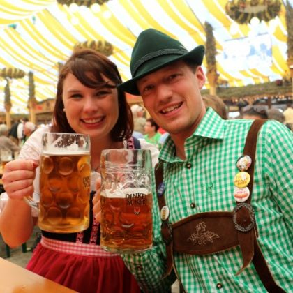 Volksfest Day 2, We Survived!