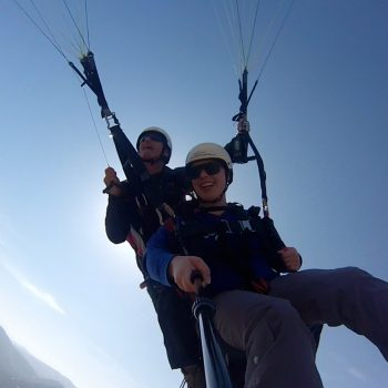 To the Hills! Paragliding in the Abruzzo Mountains, Italy