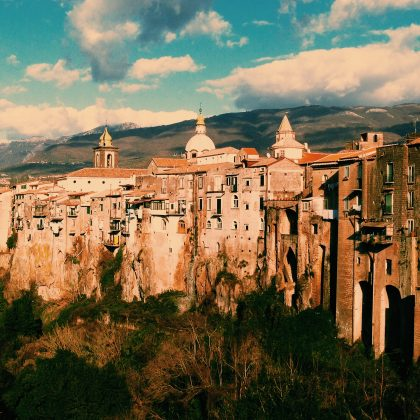 Sant'Agata dei Goti, Yet Another Italian Gem