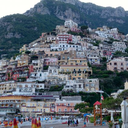 The Amalfi Coast Road, A Great Journey