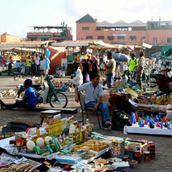 Marrakech–> The Souqs, Tanneries, and Snake Charmers