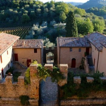 1 Tuscan Castle, 1 Weekend, 18 Girls, + Pillow Fights.