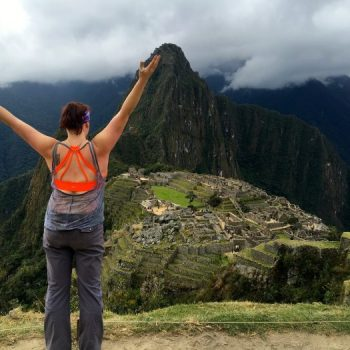The City of the Incans- Machu Picchu