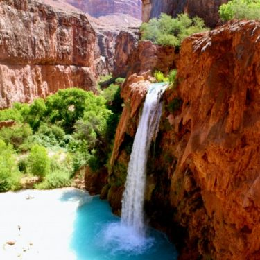 HAVASUPAI–> A Hike into the Grand Canyon