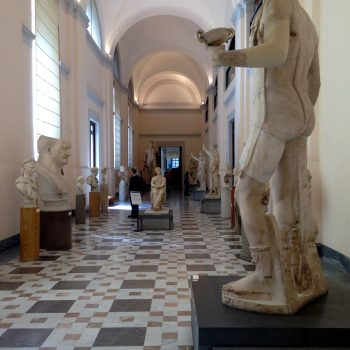 Archaeological Museum, Naples Italy