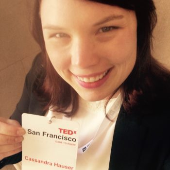 "TedX San Francisco ""Dare to Know"""