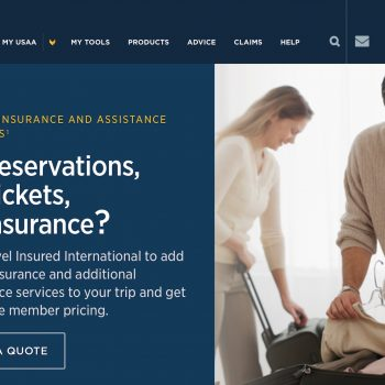 Why USAA Travel Insurance is the Best!